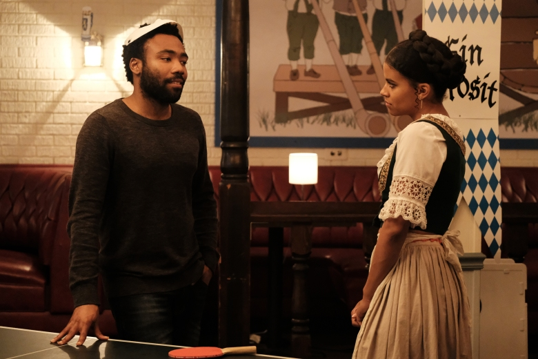 "Donald Glover and Zazie Beetz, ""Atlanta"""