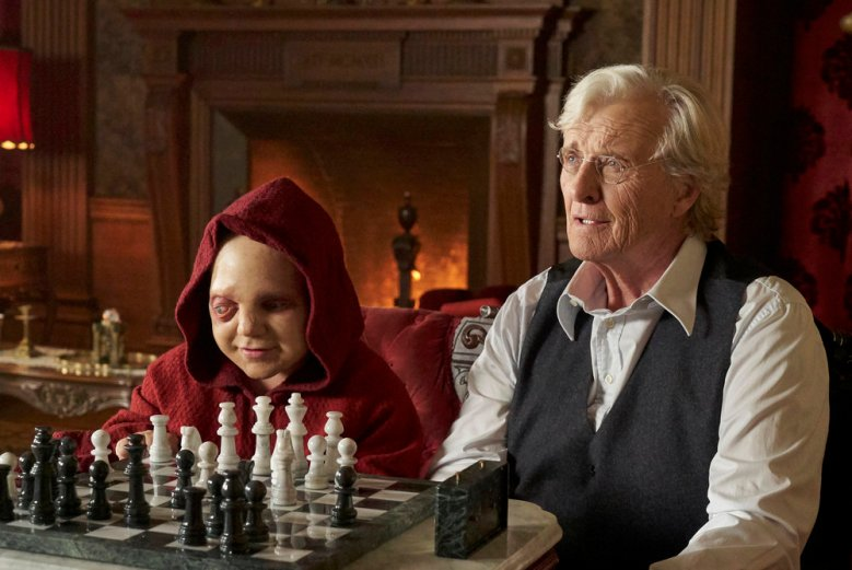 Channel Zero Butcher's Block Finale: Rutger Hauer on Peach's