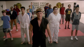 Cobra Kai Trailer YouTube Red