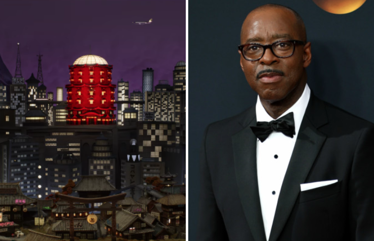 Courtney B. Vance as Narrator