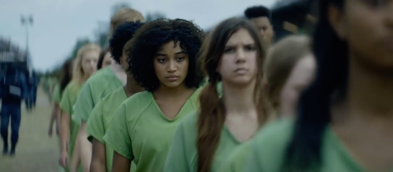 Image result for Amandla Stenberg THE DARKEST MINDS