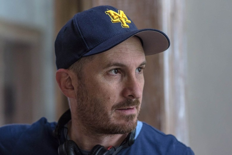 One Strange Rock Executive Producer Darren Aronofsky.(photo credit: Niko Tavernise)