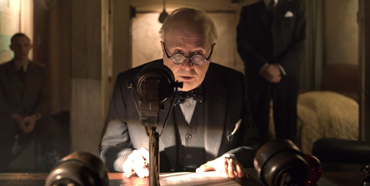 "Gary Oldman, ""Darkest Hour"""