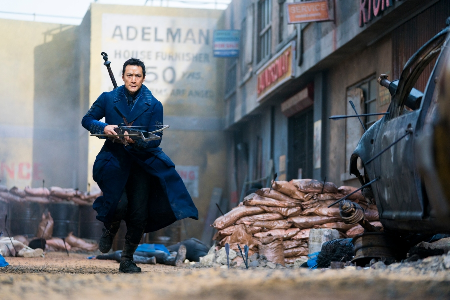 A first look at the return of the AMC martial arts drama