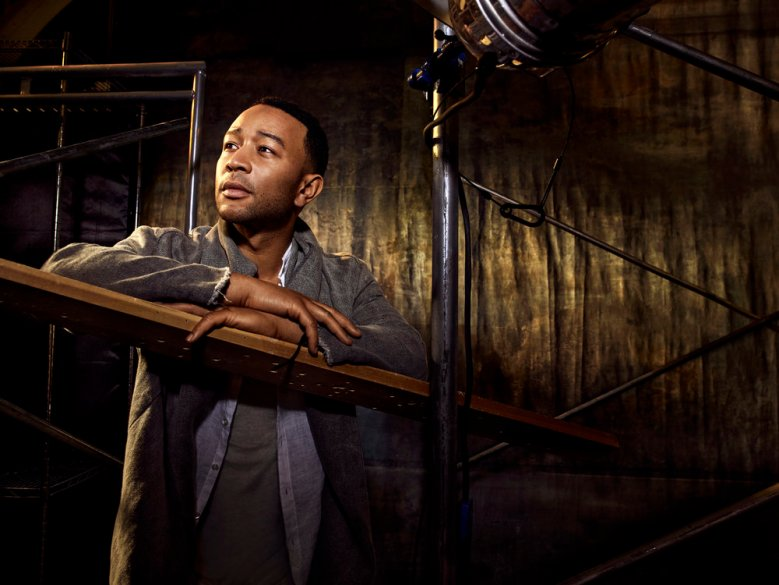 JESUS CHRIST SUPERSTAR LIVE IN CONCERT -- Season: 2018 -- Pictured: John Legend as Jesus Christ -- (Photo by: James Dimmock/NBC)