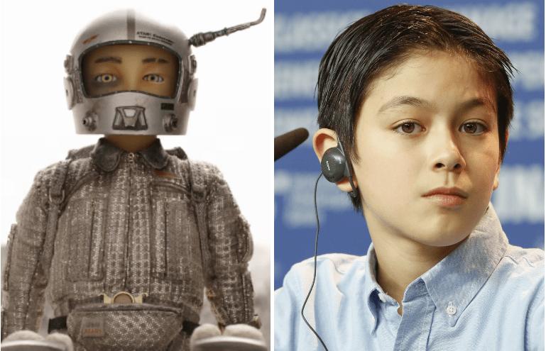 Koyu Rankin as Atari Kobayashi