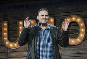 Norm Macdonald seen at KAABOO 2017 at the Del Mar Racetrack and Fairgrounds, in San Diego, Calif2017 KAABOO Del Mar - Day 2, San Diego, USA - 16 Sep 2017