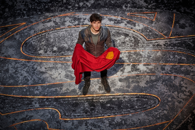 KRYPTON -- Season:1 -- Pictured: Cameron Cuffe as Seg-El -- (Photo by: Gavin Bond/Syfy)