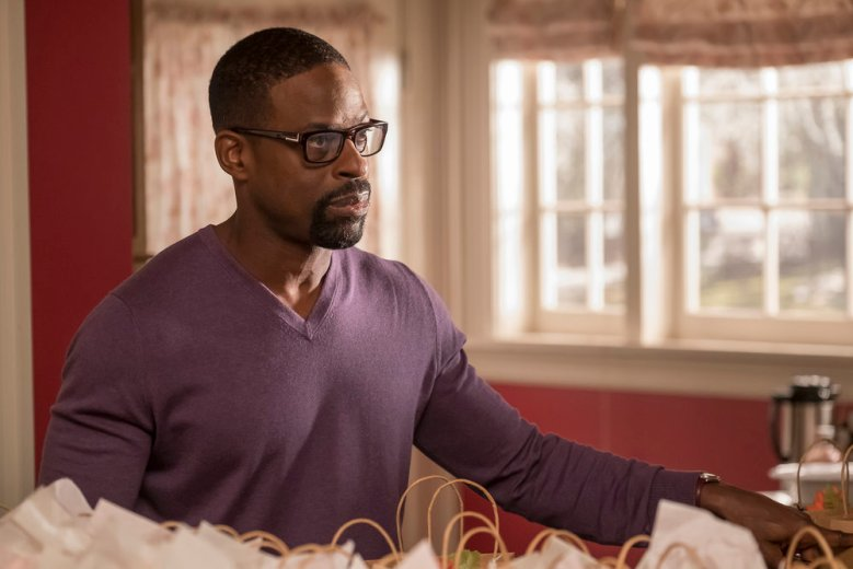 """THIS IS US finale """"The Wedding"""" Episode 218 -- Pictured: Sterling K. Brown as Randall -- (Photo by: Ron Batzdorff/NBC)"""