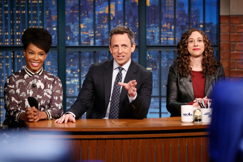 """Late Night With Seth Meyers"""
