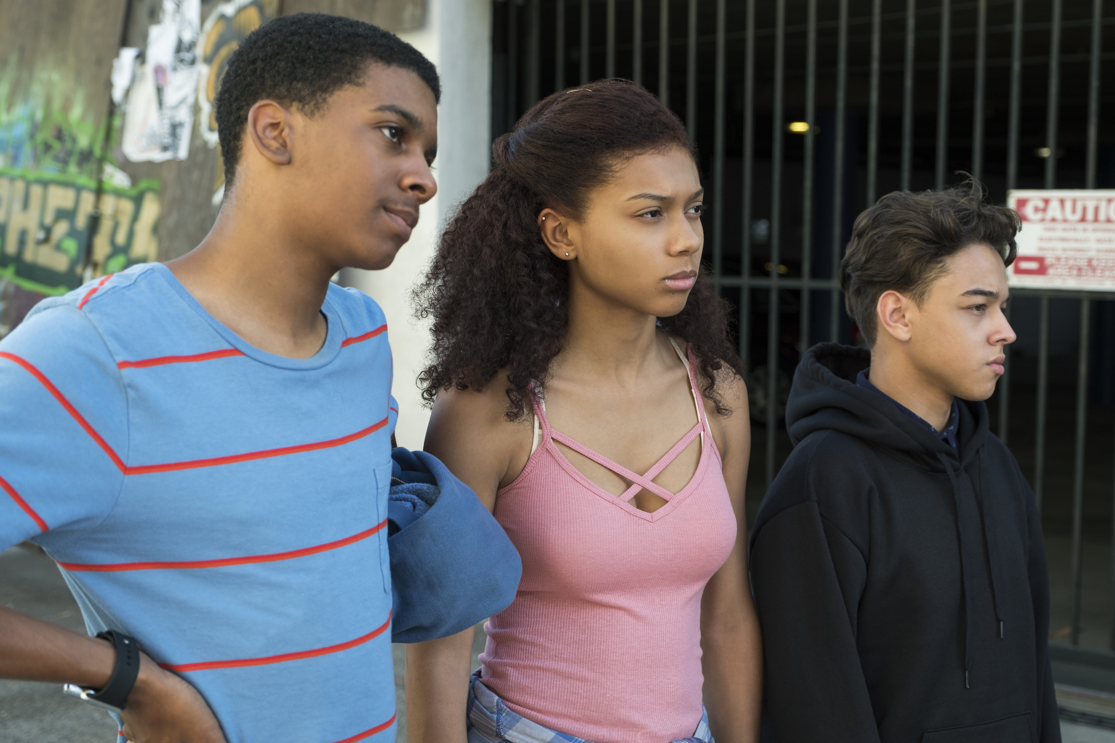 On My Block Review Netflix Teen Dramedy Offers A Lot Of Charm Indiewire