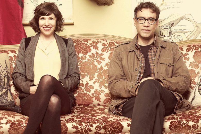 L to R: Carrie Brownstein & Fred Armisen -Portlandia Season 2- Photo Credit: Chris Hornbecker/IFC