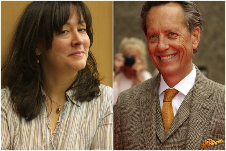 Posh Nosh Arabella Weir Richard E Grant