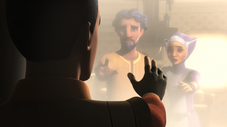 "World Between Worlds, ""Star Wars Rebels"""