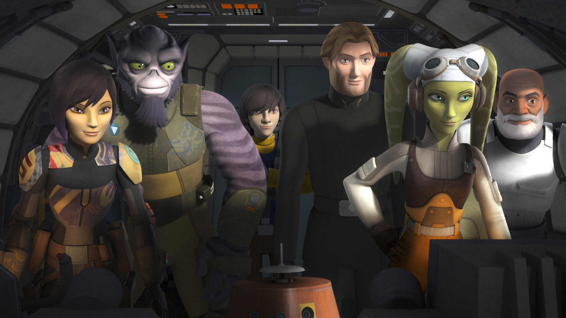 Star Wars Rebels Finale That Surprise Ending Cameo And
