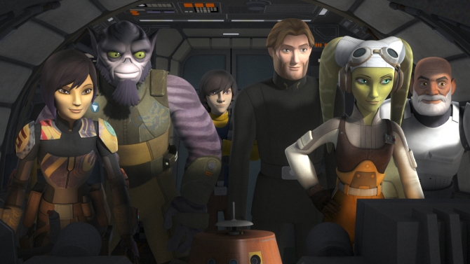 Star Wars Rebels Finale That Surprise Ending Cameo And The Future Indiewire