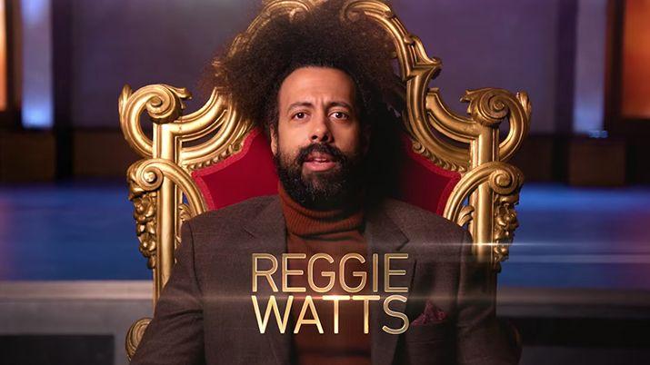 Reggie Watts Taskmaster