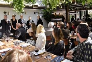LuncheonIndiewire Luncheon, Rosaline Restaurant, Los Angeles, USA - 15 Mar 2018
