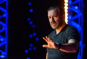 Ricky Gervais Humanity Netflix