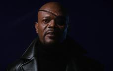 Samuel L Jackson Nick Fury Iron Man