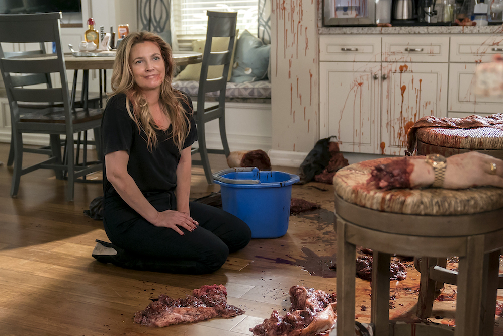 Santa Clarita Diet Season 2 Drew Barrymore