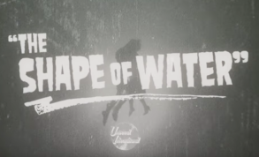 The Shape of Water retro trailer