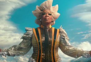 """A Wrinkle in Time"" oprah"