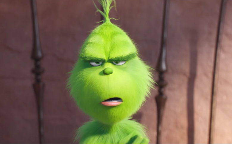 """The Grinch"""