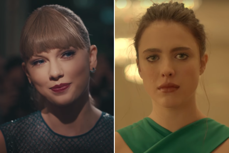 Off Jonze Spike Video Rips Taylor Swift's Music 'delicate' Kenzo Ad DHWE92IY