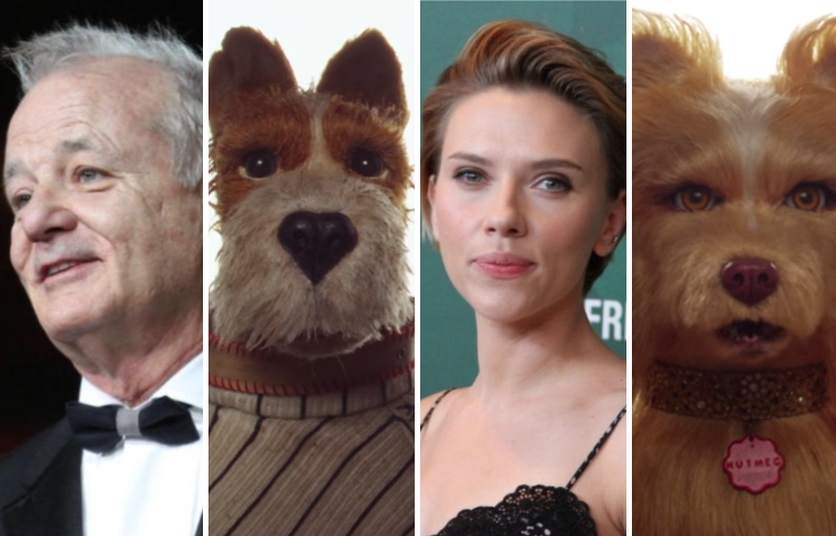 'Isle of Dogs' Voice Cast: A