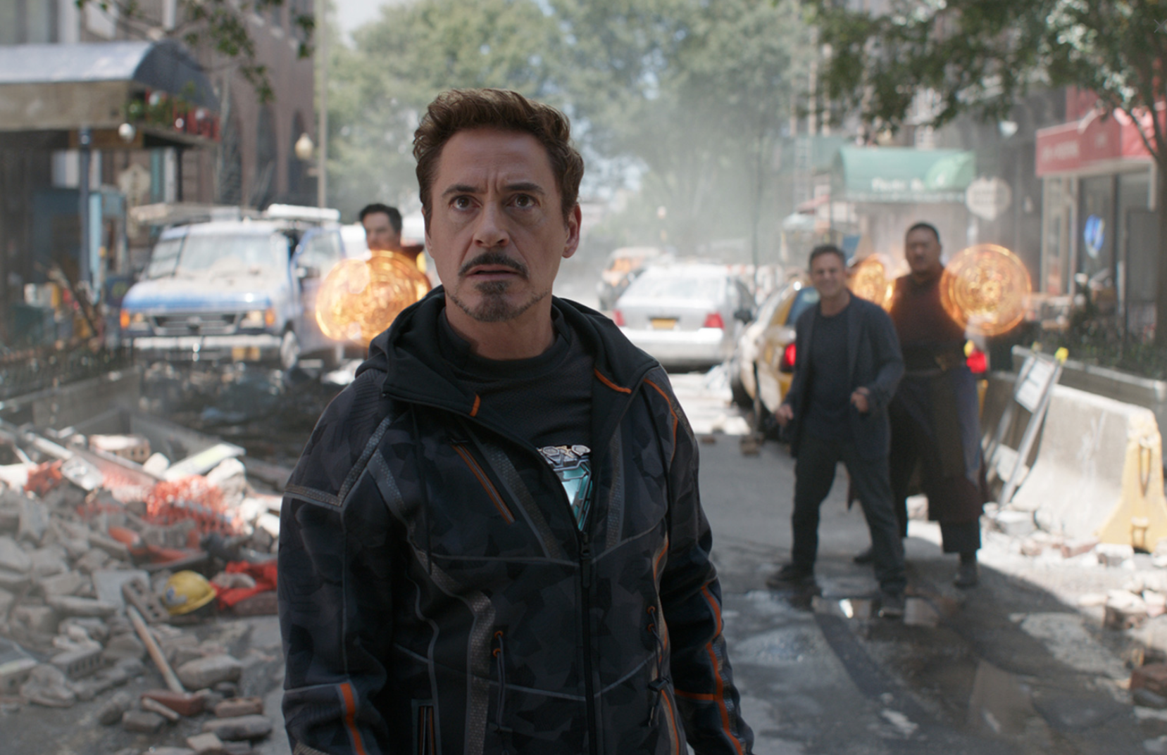 'Avengers: Infinity War' Used Steven Soderbergh for Inspiration and Shot With A New Kind of IMAX Camera