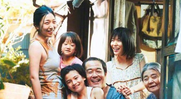 Shoplifters Hirokazu Kore-eda