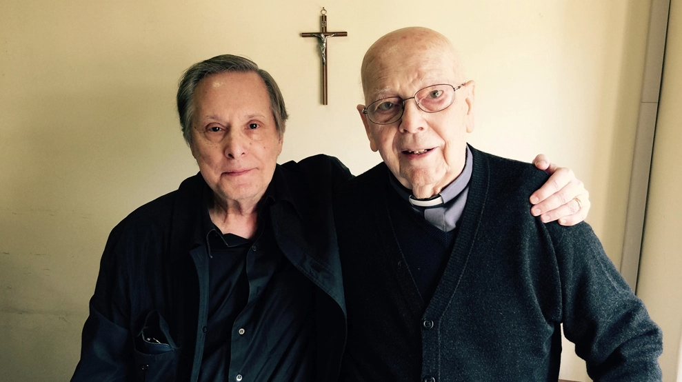 426ab4fb6 'The Devil and Father Amorth' Review: 'Exorcist' Director William Friedkin  Hails Satan in a Doc Update of His Horror Classic