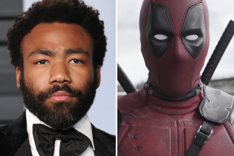 Donald Glover Fires Back After Exiting 'Deadpool' Animated Series