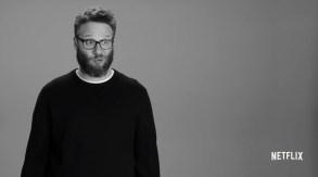 Seth Rogen's HIlarity For Charity on Netflix