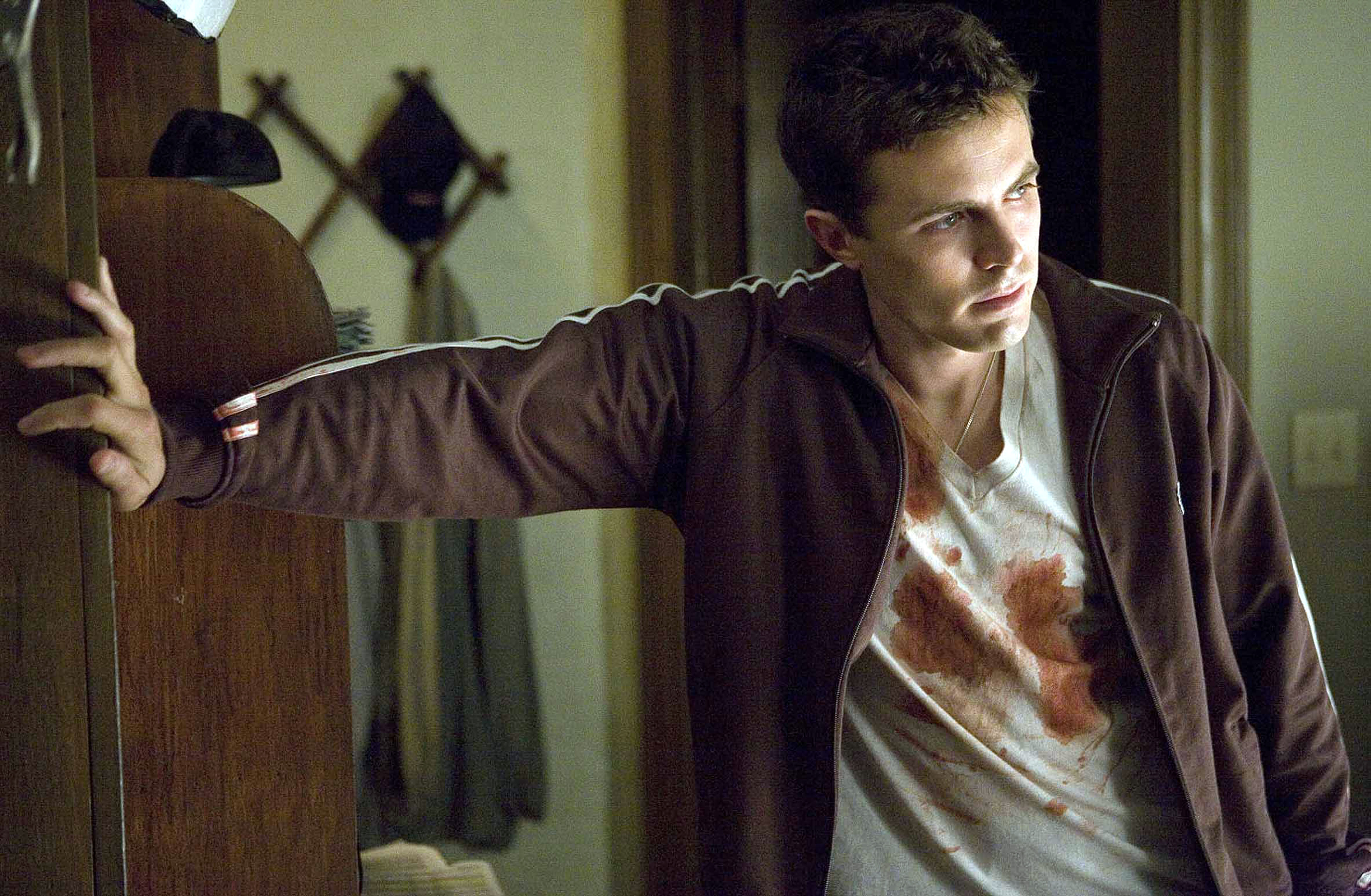 No Merchandising. Editorial Use Only. No Book Cover Usage.Mandatory Credit: Photo by Moviestore/REX/Shutterstock (1590798a) Gone Baby Gone, Casey Affleck Film and Television