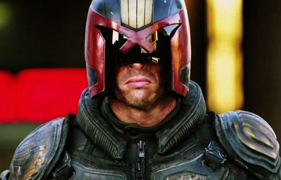 Karl Urban says Ex Machina director actually helmed Dredd
