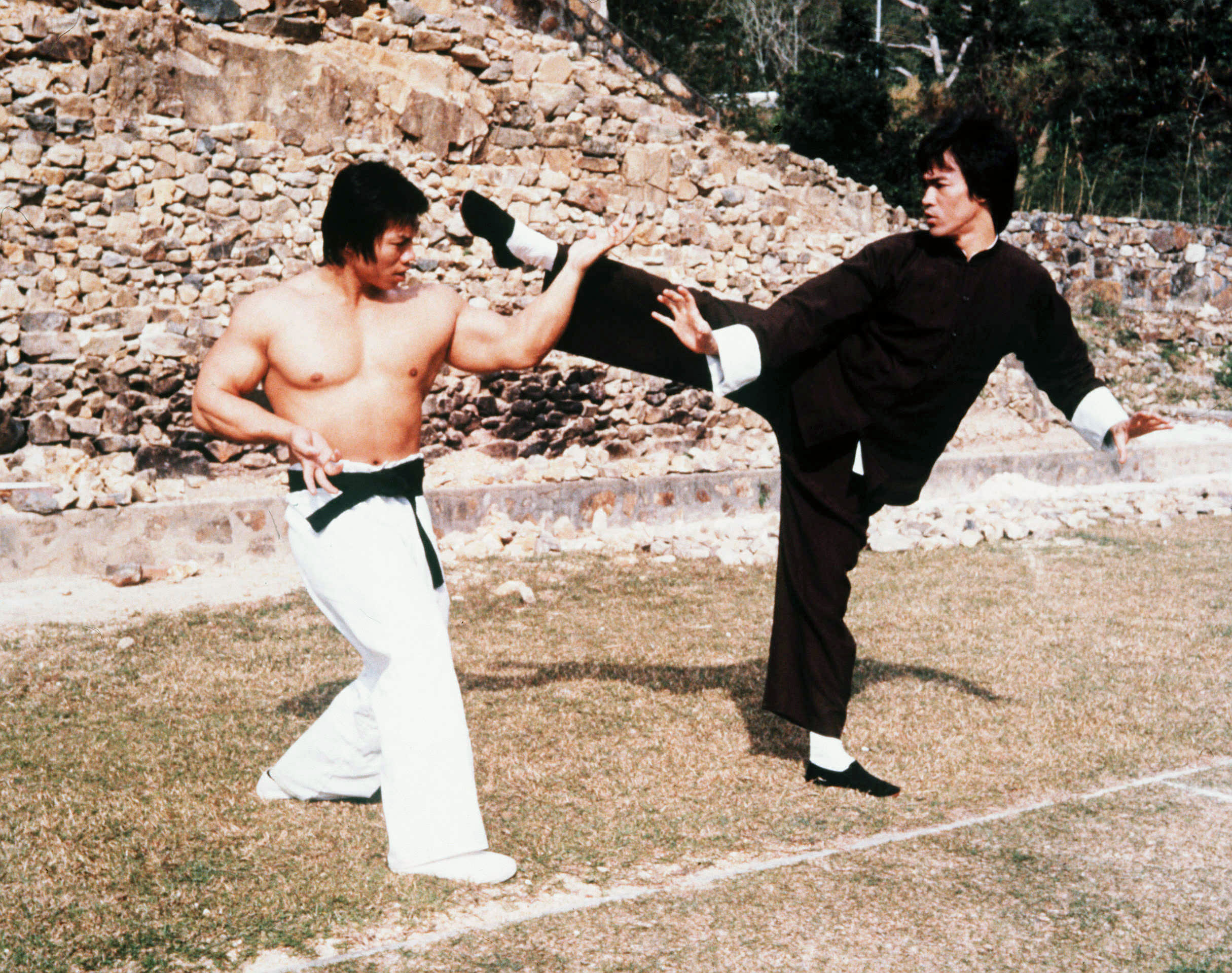 Jackie Chan Remembers Fighting With Bruce Lee in 'Enter the Dragon'