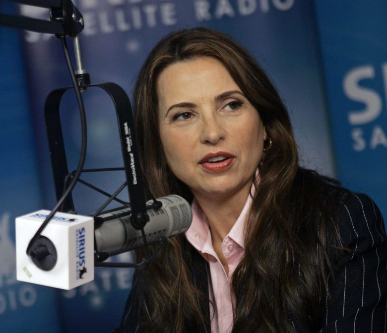 "Judith Regan From, book publisher Judith Regan is photographed in the studio of the ""Judith Regan Show"" on Sirius satellite radio, in New York. According to court documents cited in a news report on Friday, Feb. 25, 2011, Fox News chairman Roger Ailes told Regan to lie to federal investigators vetting ex-New York police commissioner Bernard Kerik for a Cabinet post in 2004Fox News Publisher, New York, USA"