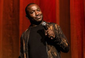 Hannibal BuressDave Chappelle in concert, Radio City Music Hall, New York, USA - 19 Aug 2017