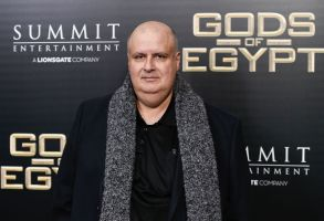 "Director Alex Proyas attends the ""Gods of Egypt"" premiere at the AMC Loews Lincoln Square, in New YorkNY Premiere of ""Gods of Egypt"", New York, USA - 24 Feb 2016"
