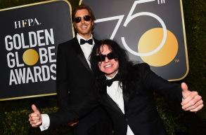 Greg Sestero and Tommy Wiseau75th Annual Golden Globe Awards, Arrivals, Los Angeles, USA - 07 Jan 2018
