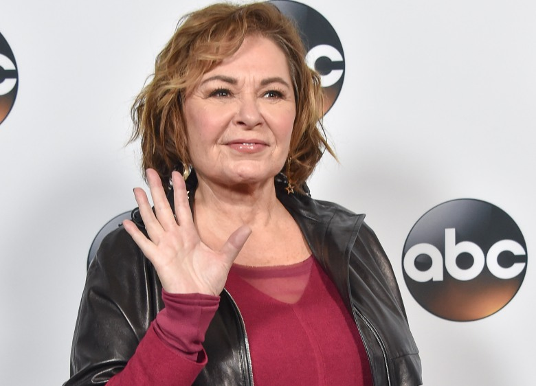 Roseanne BarrABC All-Star Party, Arrivals, TCA Winter Press Tour, Los Angeles, USA - 08 Jan 2018