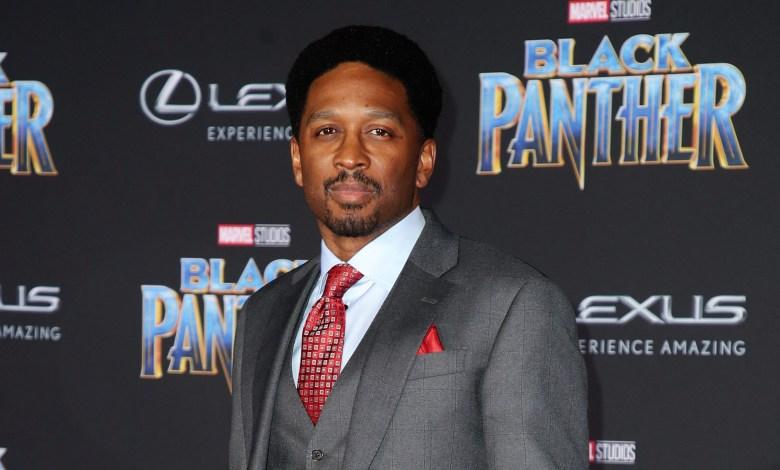 Joe Robert Cole'Black Panther' film premiere, Arrivals, Los Angeles, USA - 29 Jan 2018