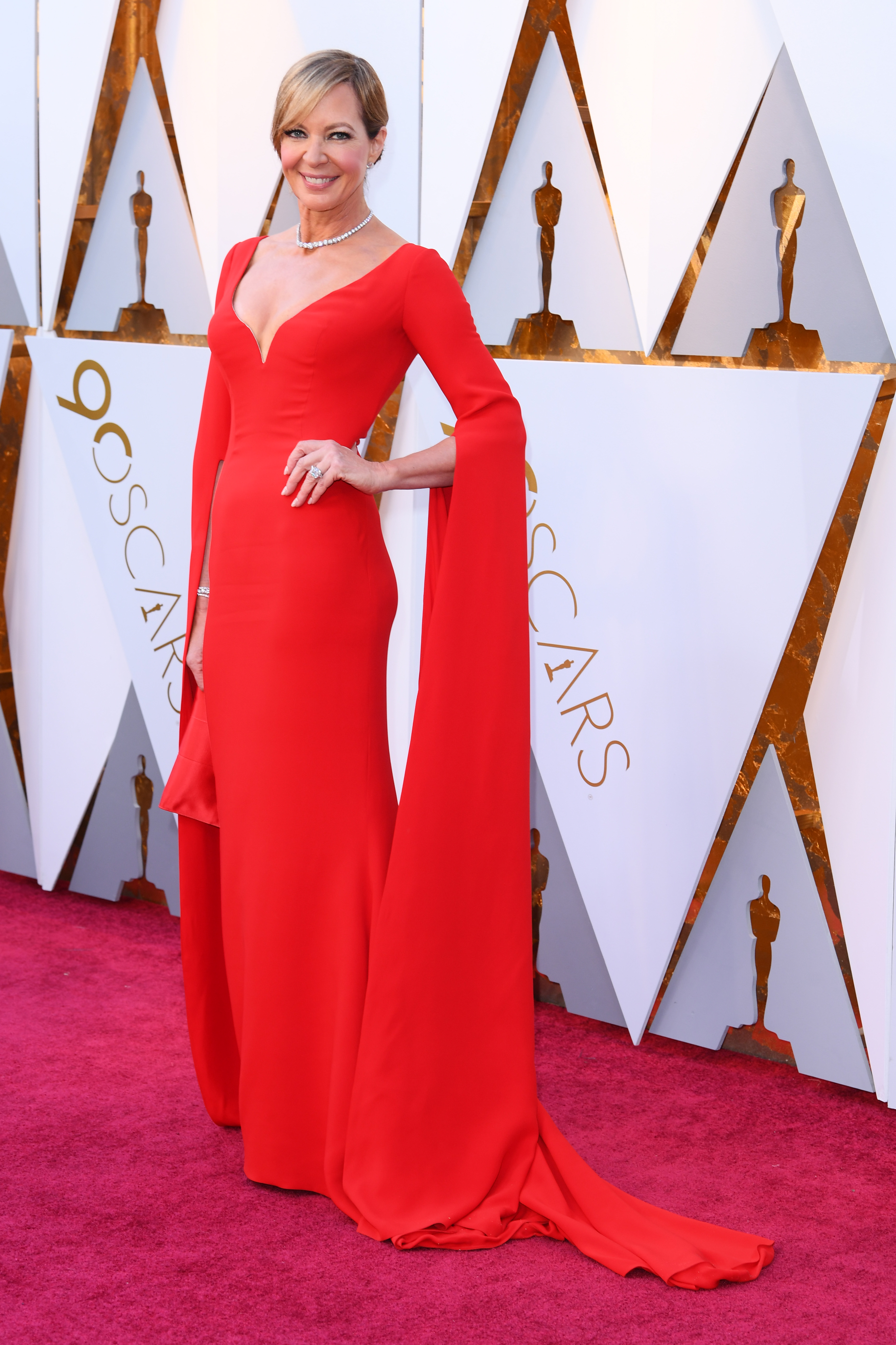 Allison Janney90th Annual Academy Awards, Arrivals, Los Angeles, USA - 04 Mar 2018