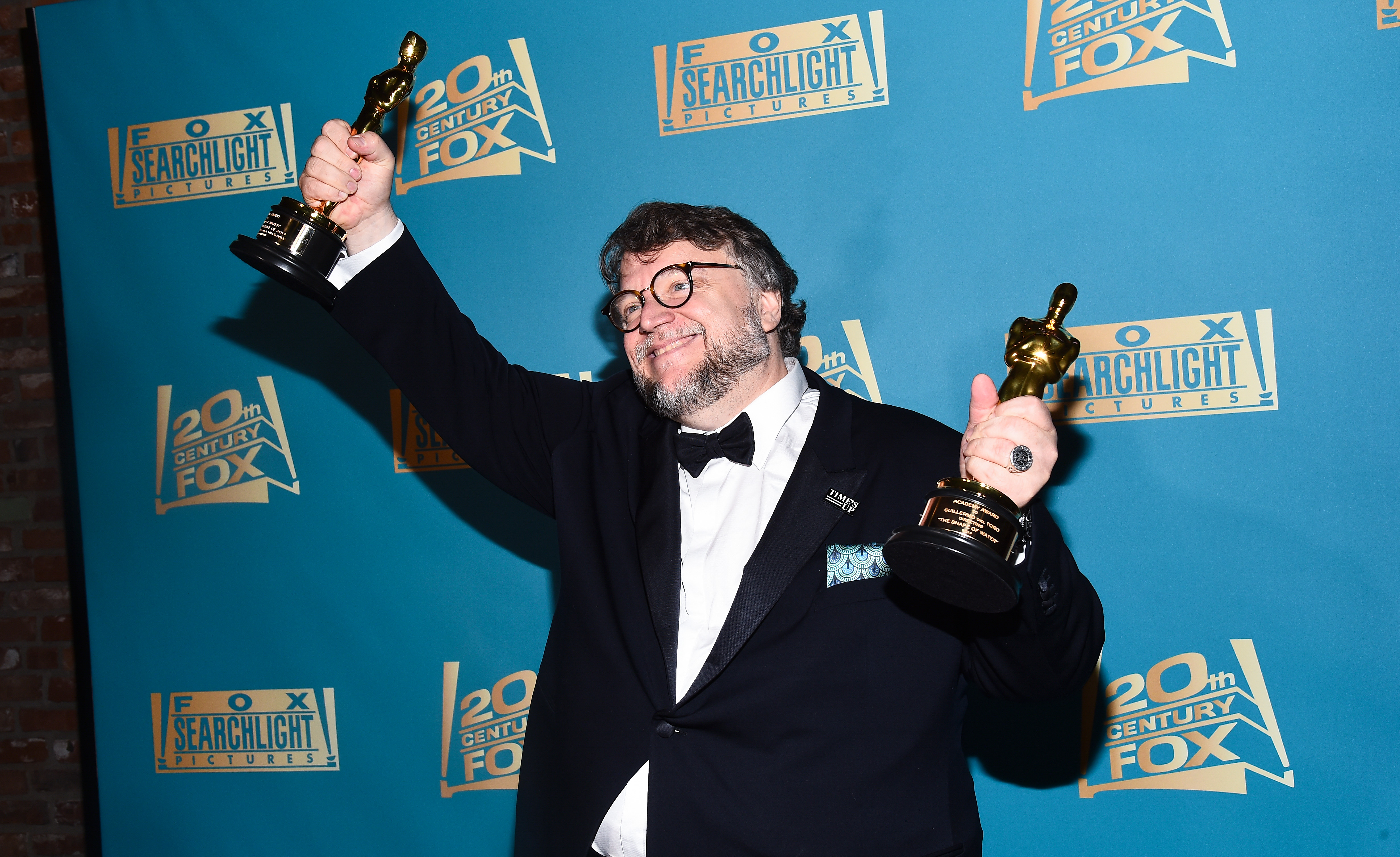 guillermo del toro s oscar wins are a big deal for latinos indiewire rh indiewire com Guillermo Del Toro Brother Christopher Nolan