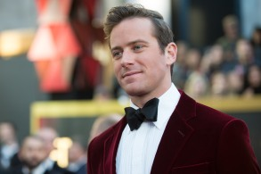 Armie Hammer90th Annual Academy Awards, Arrivals, Los Angeles, USA - 04 Mar 2018