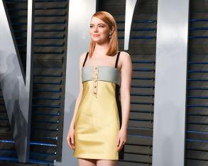 Emma StoneVanity Fair Oscar Party, Los Angeles, USA - 04 Mar 2018