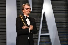 Gary OldmanVanity Fair Oscar Party, Los Angeles, USA - 04 Mar 2018