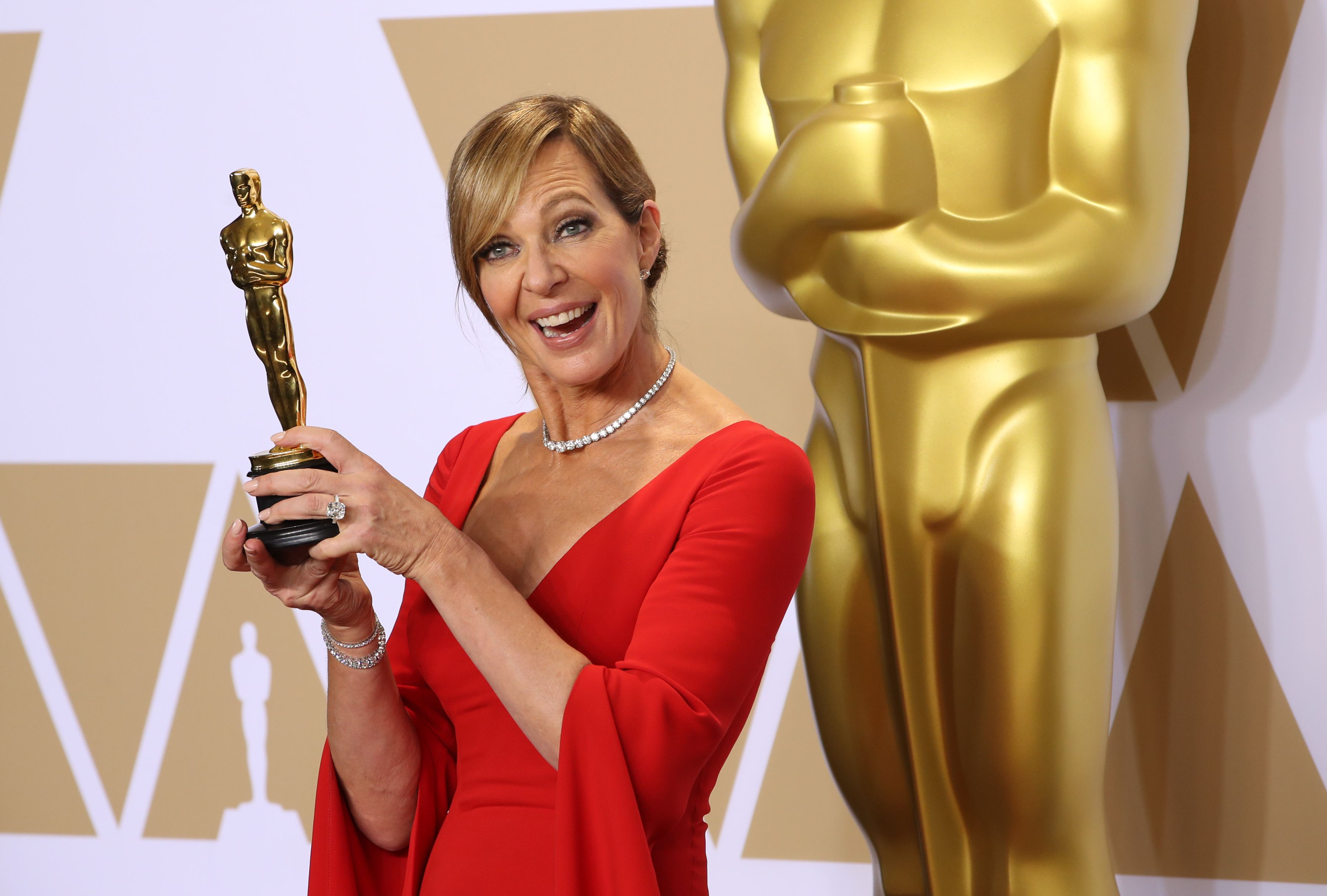 Allison Janney90th Annual Academy Awards, Press Room, Los Angeles, USA - 04 Mar 2018